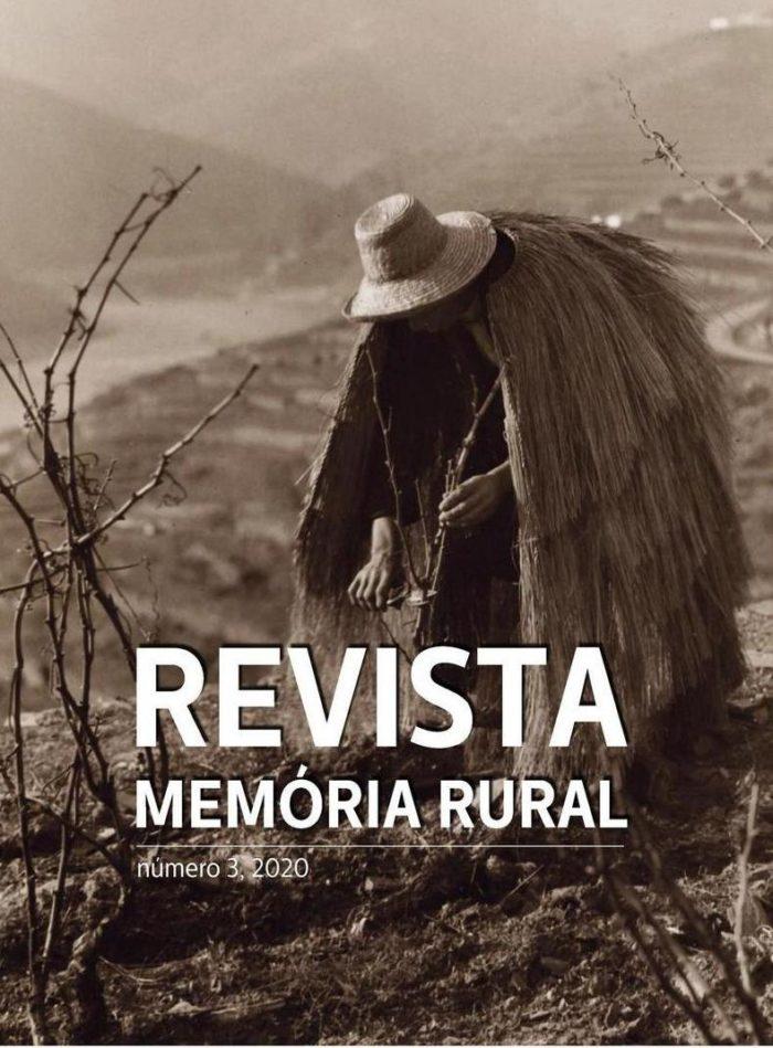Capa Revista Memória Rural, nº 3